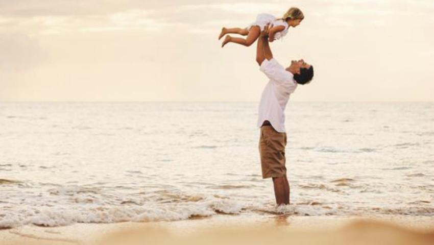 Foto: Emoționant! Reguli pentru un tată de fetiță