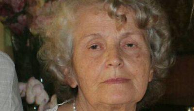 Femeia de 70 de ani dată dispărută ieri, a fost găsită