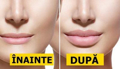 3 trucuri care te vor ajuta să obții buze voluptoase
