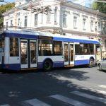 Foto: Anunț pentru călători! În acest weekend, traseul de circulație a transportului public din Capitală va fi modificat