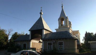 Catedrala Sf. Mihail și Gavril din Cahul a fost prădată