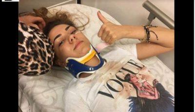Detalii despre starea de sănătate a solistei trupei DJ Project după tragicul accident