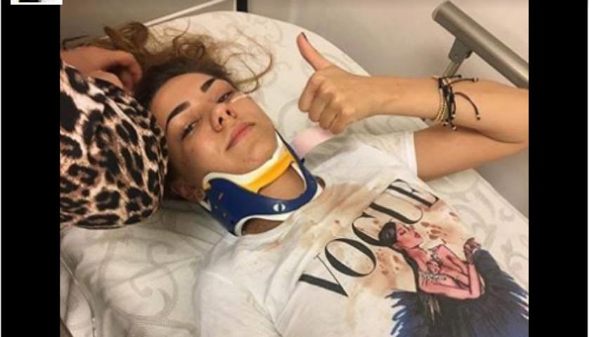 Foto: Detalii despre starea de sănătate a solistei trupei DJ Project după tragicul accident