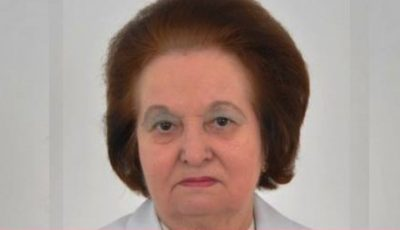 Doliu în medicina din Moldova. S-a stins din viață Profesorul universitar Zinaida Anestiadi
