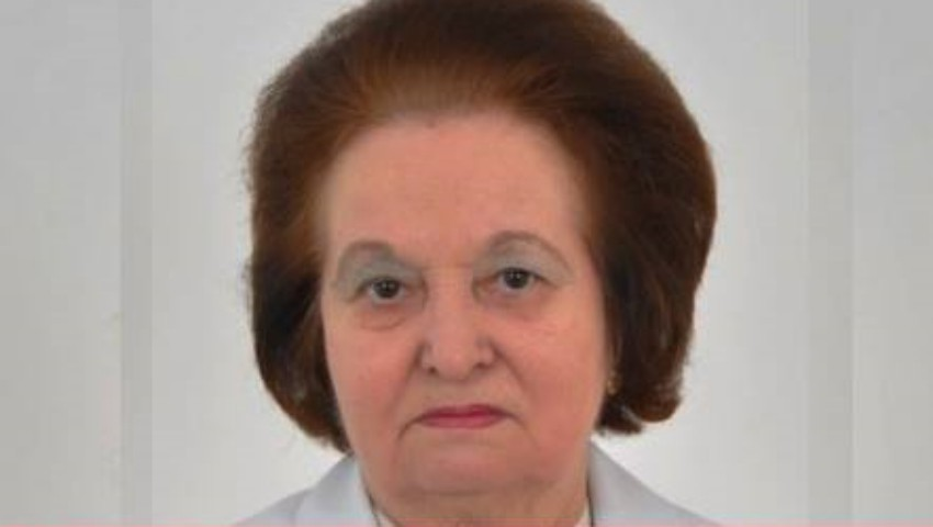 Foto: Doliu în medicina din Moldova. S-a stins din viață Profesorul universitar Zinaida Anestiadi