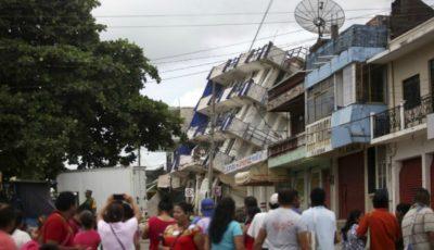 Bilanțul cutremurului din Mexic a ajuns la o cifră uriașă. O școală s-a prăbușit peste elevi