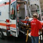 Foto: Un moldovean de 26 de ani a fost internat de urgență la un spital din Iași, după ce s-a aruncat de la etajul patru al unui bloc