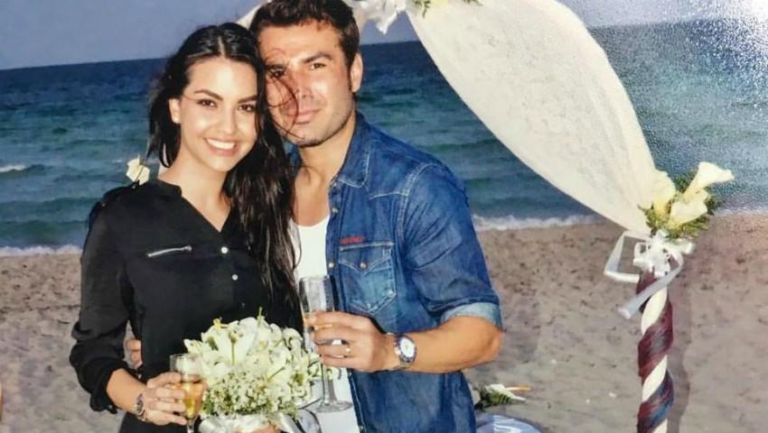 Foto: Adrian Mutu și logodnica sa fac ultimele pregătiri pentru nuntă