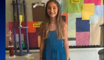 Cum a mers îmbrăcată la şcoală o fetiță de 13 ani? Diriginta a trimis-o imediat acasă