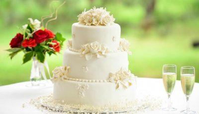 Video! Vezi cum s-a schimbat tortul de nuntă în ultimii 100 de ani