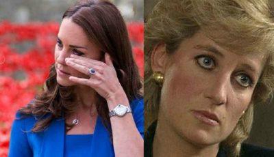 Kate Middleton, diagnosticată cu o boală de care suferea Prințesa Diana