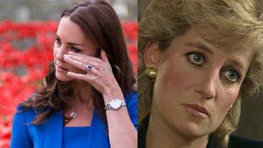 Foto: Kate Middleton, diagnosticată cu o boală de care suferea Prințesa Diana