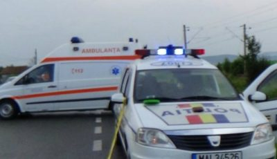 Un moldovean în vârstă de 24 ani și-a pierdut viața în urma unui grav accident
