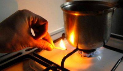 Timp de trei zile, mai mulți chișinăuieni vor rămâne fără gaze naturale. Află care sunt adresele vizate