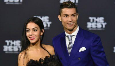 Adio burlăcie! Ronaldo i-a pus pe deget logodnicei sale un inel cu diamante în valoare de 265 de mii de euro