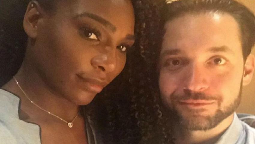 Foto: Prima imagine cu Serena Williams după ce a devenit mamă