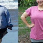 Foto: Această femeie a slăbit 87 de kilograme. Vezi cum a reușit