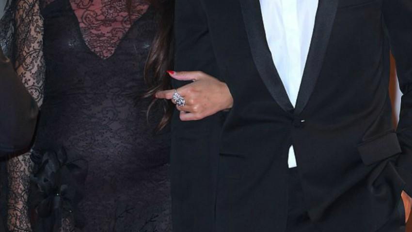 Foto: Festivalul de Film de la Veneția. Vedeta s-a afișat cu noul iubit, deși e însărcinată cu fostul soț