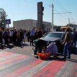 Foto: O elevă de 15 ani a fost lovită mortal pe trecerea de pietoni