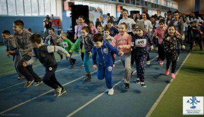 """Au mai rămas zile numărate până la """"Maratonul Copiilor"""""""
