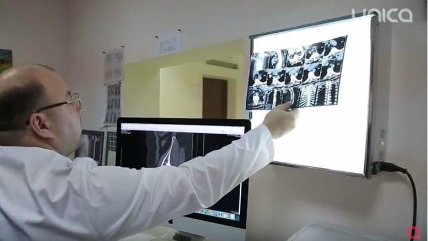 Foto: Singurul centru de diagnostic situat în partea de sud a țării, unde poți face tomografia computerizată