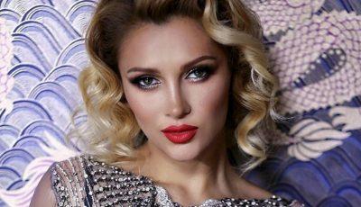 Unii ar crede că își face injecții cu botox. Cum își mărește Lora buzele în mod natural