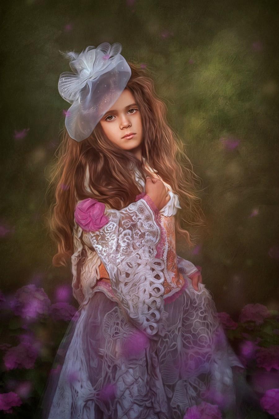 Agata Vulpe, fiica