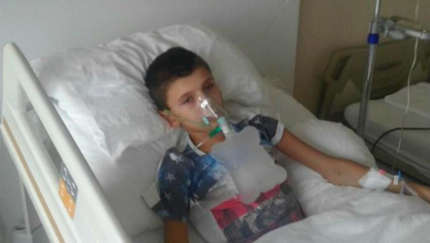 Foto: Celebrul olar Vasile Goncear cere ajutor! Fiul meșterului, în vârstă 13 ani, se află în stare gravă