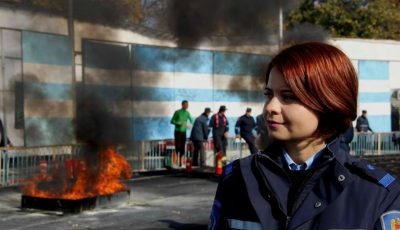 """Diana Ţuţu: ,,Bărbații au descoperit focul, dar femeile știu să se joace cu el!"""""""