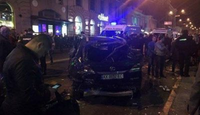 Fiica unui oligarh ucrainean a omorât cu mașina cinci oameni pe trecerea de pietoni