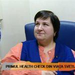 Foto: Svetlana Cveatcovscaia slăbește tot mai mult. La aproape o lună de proiect, protagonista SSS a fost supusă unui control medical complex
