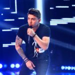 Foto: Lilian Dobândă, din Chișinău, a urcat pe scena X Factor! Tânărul i-a impresionat pe jurați după ce a interpretat o piesă proprie