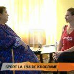 Foto: Sport la 194 de kg! Vezi cum s-a descurcat Svetlana Cveatcovscaia la primul antrenament