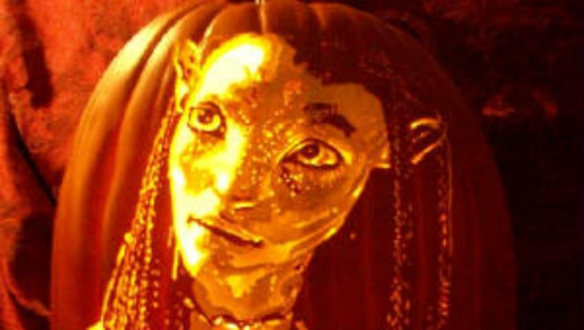 """Foto: Dovleci sculptați pentru """"Halloween"""" care depășesc orice imaginație"""
