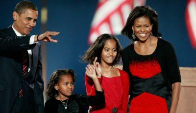 Barack și Michelle Obama au împlinit 25 de ani de căsnicie. Vezi poza cu cei doi miri