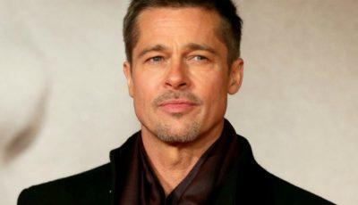 Brad Pitt e în doliu!