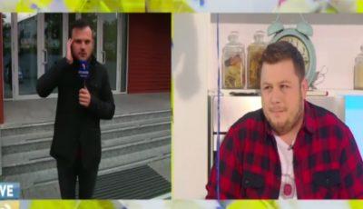 Jurnalistul Dan Jelescu a fost eroul unei farse de proporții, în direct, la TV! Vezi cum l-au felicitat colegii de breaslă