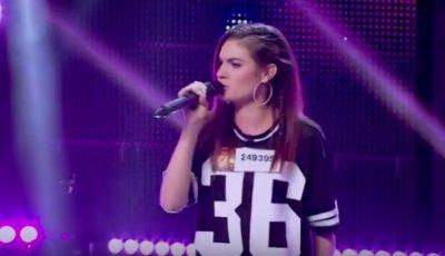 Moldoveanca Valeria Pașa a făcut show la X Factor! Video
