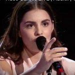 Foto: Video! Diana Brescan a trecut în etapa următoare a concursului Vocea României