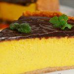 Foto: Cheesecake cu dovleac, un desert delicios bogat în vitamine