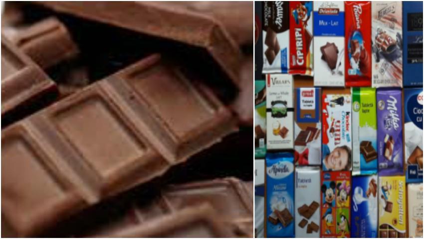Foto: Ce conține de fapt ciocolata din comerț. Semnal de alarmă, după o analiză efectuată pe 60 de sortimente