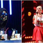Foto: Moment emoționant pe scena X Factor! O moldoveancă i-a recitat o poezie lui Carla's Dreams