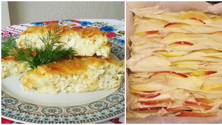 Foto: Plăcinta creață: virusul culinar care a invadat gospodinele