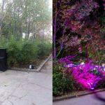 Foto: Pe Aleea Colorată din parcul Valea Trandafirilor va fi instalat un pian pentru vizitatori