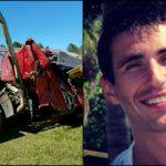 Foto: Un moldovean a murit într-un grav accident în SUA. Prietenii adună bani pentru a-l aduce acasă
