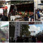 Foto: Cum sărbătoresc chișinăuienii Hramul Orașului. Reportaj foto din PMAN!