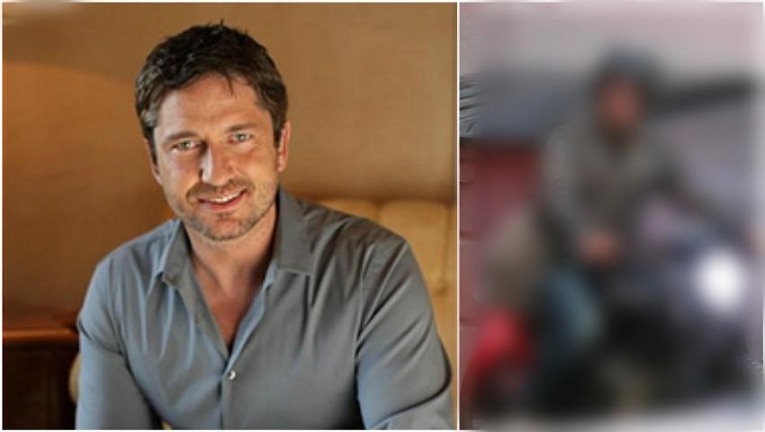 Foto: Actorul Gerard Butler a fost accidentat grav