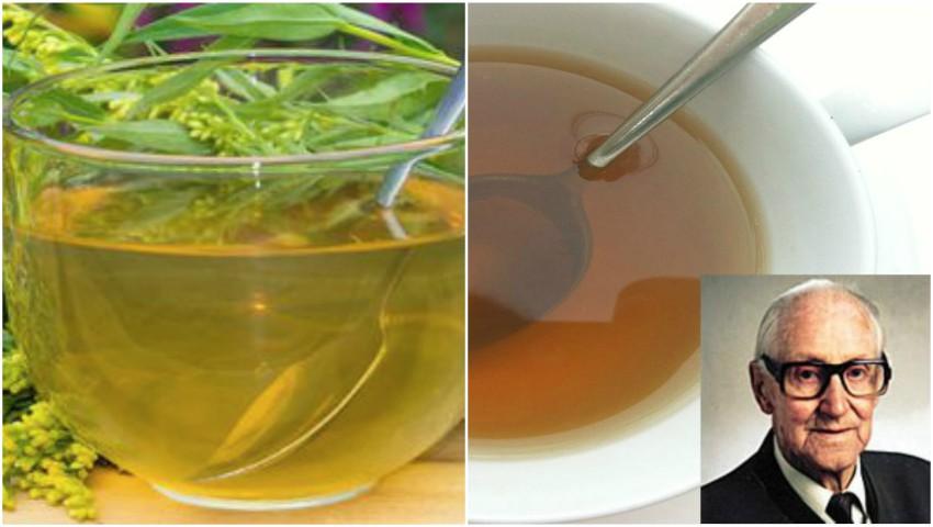 Foto: Ceaiul pentru rinichi recomandat de terapeutul austriac Rudolf Breuss