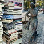 Foto: O mie de cărți vor fi împărțite gratuit pe Strada Pietonală