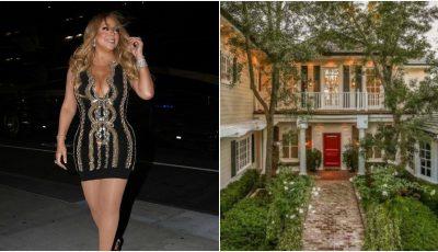 Mariah Carey a fost jefuită. Hoții i-au spart casa